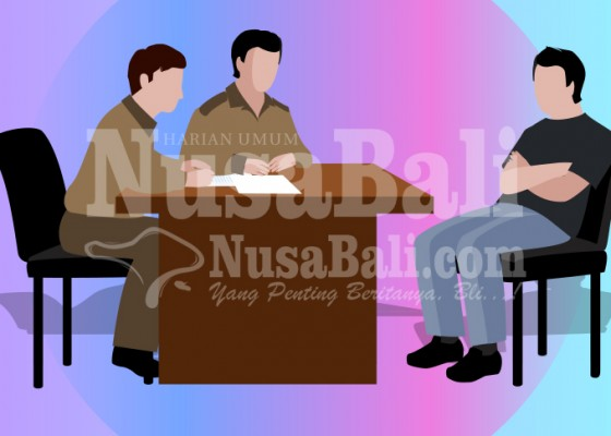 Nusabali.com - dugaan-pencemaran-nama-baik-perbekel-tamblang-jro-mangku-arsadia-diperiksa