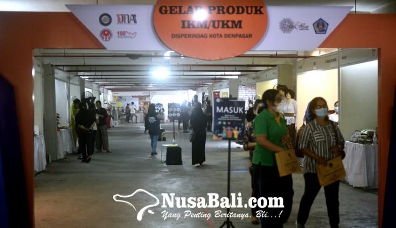 www.nusabali.com-dekranasda-bkraf-denpasar-gelar-pameran-secara-online-dan-offline