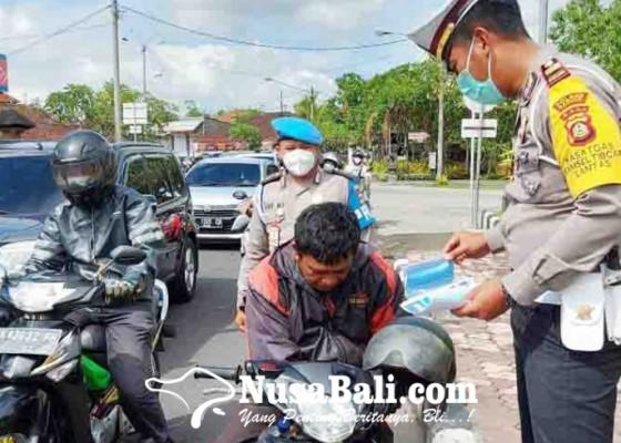 Nusabali.com - surat-tilang-diganti-masker