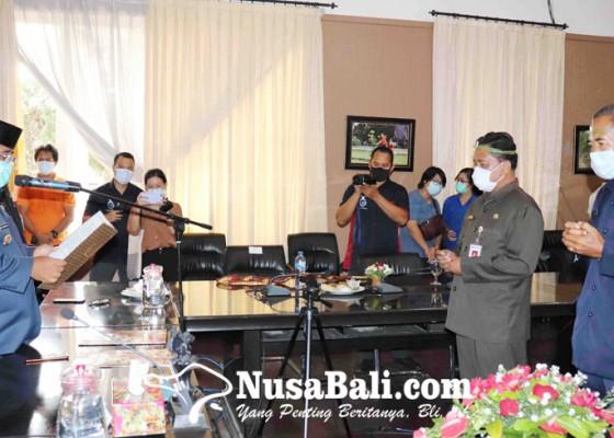 Nusabali.com - pejabat-dan-pegawai-dinkes-dilantik-ulang