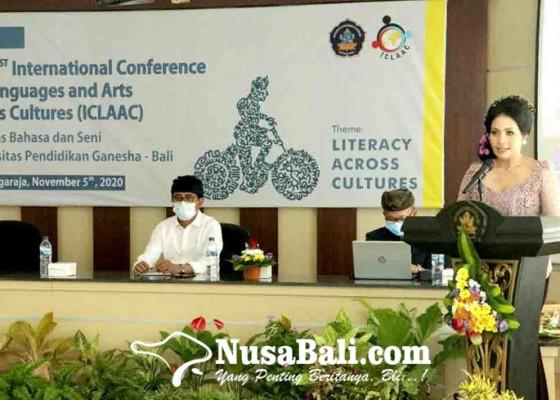 Nusabali.com - undiksha-gelar-konferensi-bahasa-lintas-negara