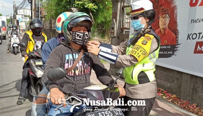 www.nusabali.com-pandemi-jumlah-tilang-merosot-tajam