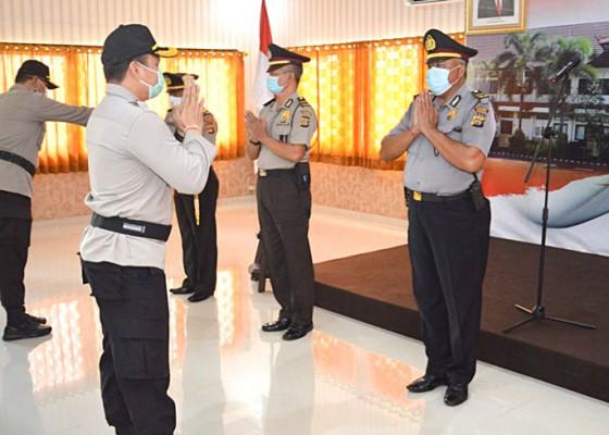 Nusabali.com - 5-personel-polres-tabanan-naik-pangkat