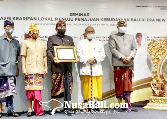 Nusabali.com - membedah-kesenian-berbasis-kearifan-lokal-menuju-pemajuan-bali