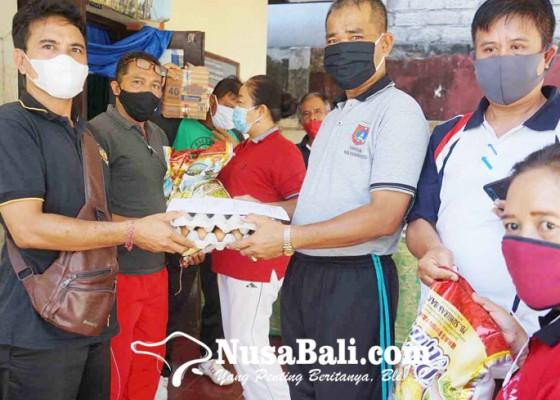 Nusabali.com - dinas-sosial-bantu-warga-karantina-mandiri