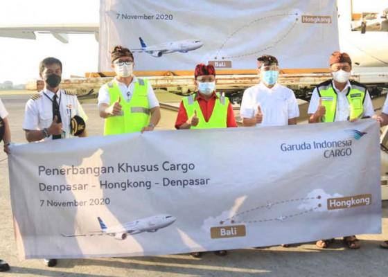 Nusabali.com - perdana-angkut-30-ton-komoditas-ekspor-bali-pelaku-usaha-logistik-sambut-positif