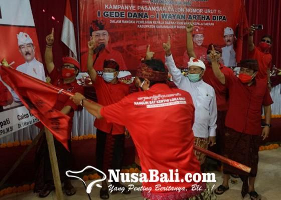 Nusabali.com - koster-galang-dukungan-warga-kecamatan-manggis-untuk-dana-dipa