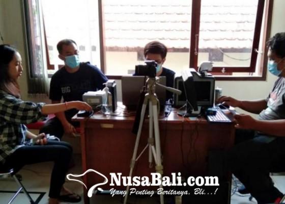 Nusabali.com - disdukcapil-gencarkan-jb-pelangi-pencatatan-sipil