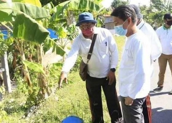 Nusabali.com - klungkung-raih-3-program-pengembangan-jalan-desa