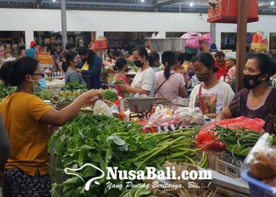 Nusabali.com - pasar-desa-bugbug-dilengkapi-cctv