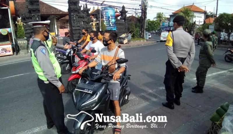 www.nusabali.com-penegakan-disiplin-protokol-kesehatan-di-desa-padangsambian-kelod