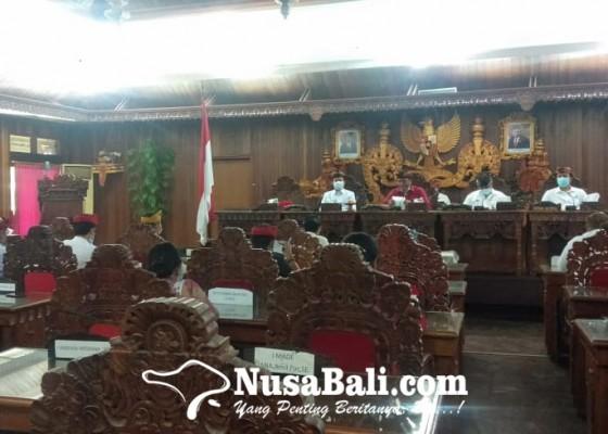 Nusabali.com - pendapatan-klungkung-tahun-2021-dirancang-rp-117-triliun