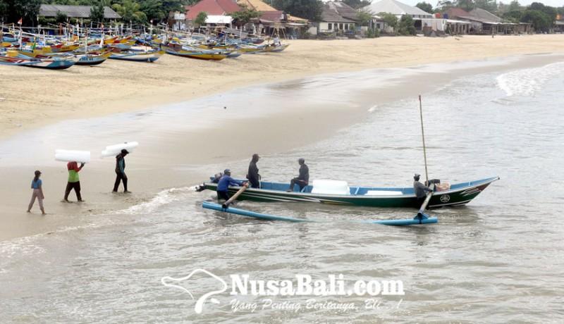 www.nusabali.com-pandemi-nelayan-udang-di-kedonganan-merugi