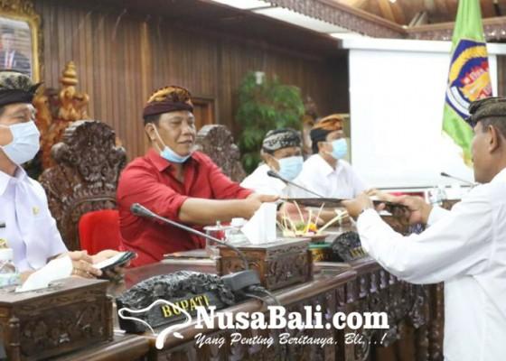 Nusabali.com - apbd-klungkung-2021-dirancang-rp-117-triliun