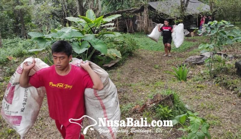 www.nusabali.com-komunitas-balawa-kumpulkan-ratusan-kilogram-sampah