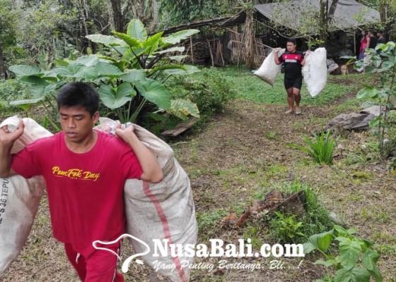 Nusabali.com - komunitas-balawa-kumpulkan-ratusan-kilogram-sampah