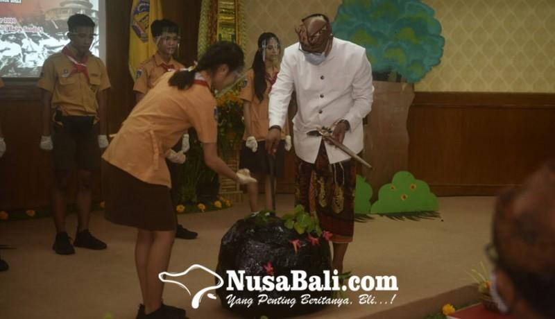 www.nusabali.com-koleksi-benda-benda-pelaku-sejarah-dipamerkan