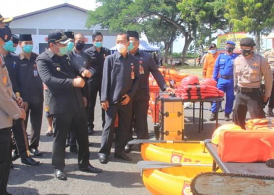 Nusabali.com - tanggap-bencana-di-jembrana-pastikan-kesiapan-sarpras