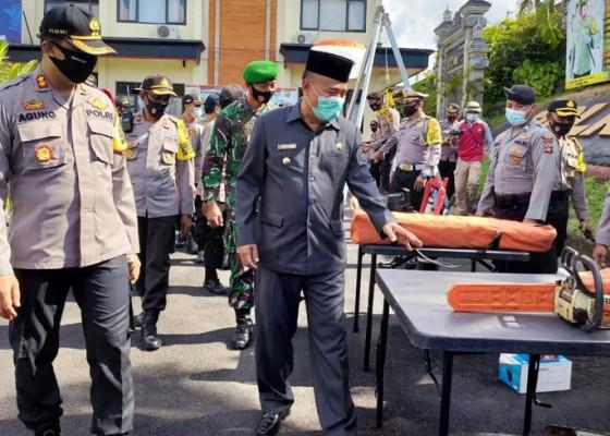 Nusabali.com - antisipasi-bencana-cek-kesiapan-sarana-dan-personel