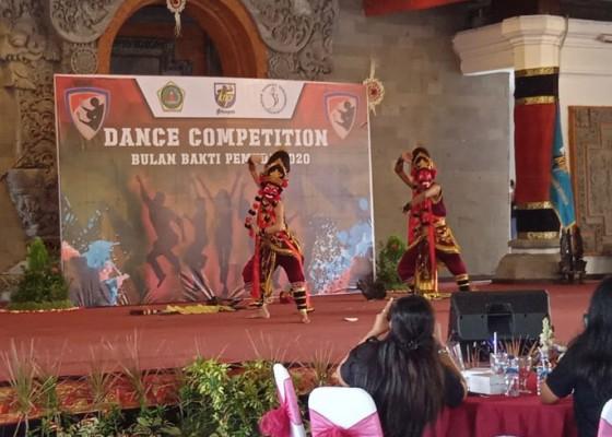 Nusabali.com - dance-competition-pacu-generasi-muda