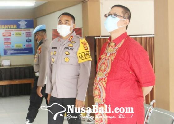 Nusabali.com - polres-gianyar-dikunjungi-tim-srena-mabes-polri