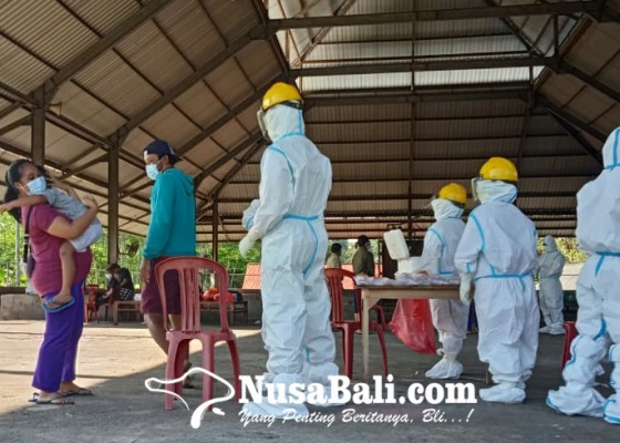Nusabali.com - warga-tebongkang-swab-test-massal-positif-covid-19-jadi-32-kasus
