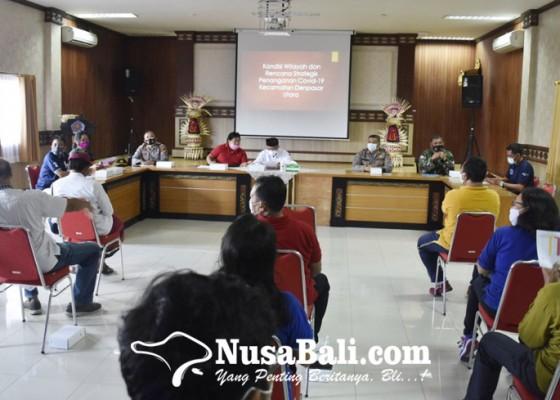 Nusabali.com - disorot-penanganan-covid-19-di-denpasar-utara