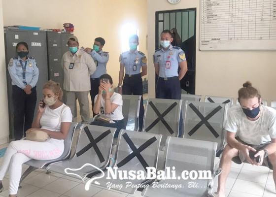 Nusabali.com - tak-punya-izin-tinggal-wn-maroko-dijebloskan-ke-rudenim