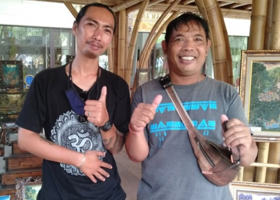 Nusabali.com - pelukis-sayan-harap-lukisan-young-artist-bertahan