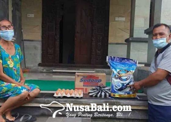 Nusabali.com - usai-perawatan-covid-19-dapat-bantuan-sembako