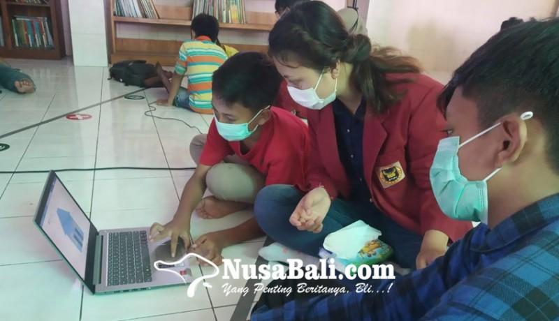 www.nusabali.com-hima-ti-stiki-kenalkan-dunia-teknologi-informasi-sejak-usia-dini