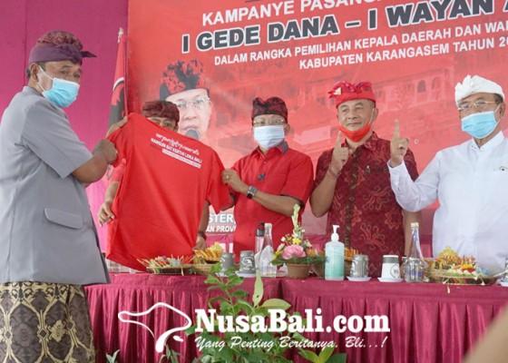 Nusabali.com - koster-target-dana-dipa-70-persen-suara-di-bebandem