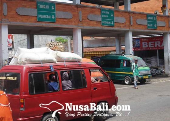 Nusabali.com - sopir-angkot-kehilangan-penumpang