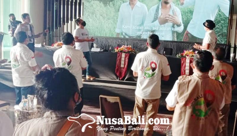 www.nusabali.com-dukung-pemulihan-pariwisata-komunitas-milenial-deklarasi-bali-kembali
