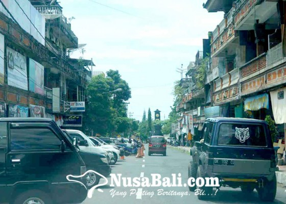 Nusabali.com - inapkan-kendaraan-di-jalan-raya-terancam-digembok