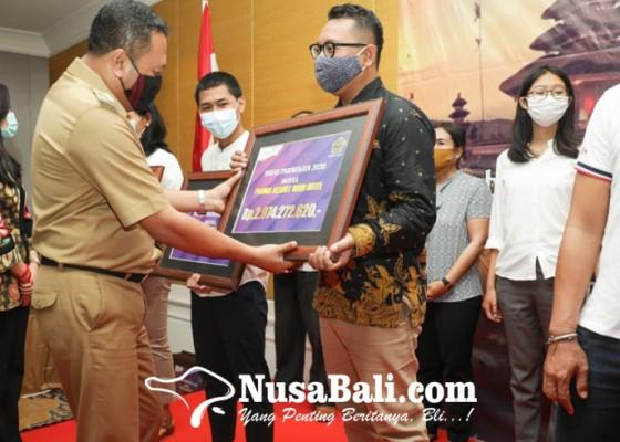 Nusabali.com - gianyar-pertama-cairkan-hibah-pariwisata