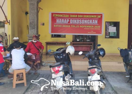 Nusabali.com - phdi-dan-yayasan-dharma-sentana-minta-kosongkan-aset-milik-umat