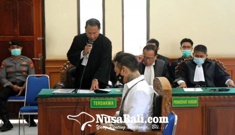 www.nusabali.com-duplik-jerinx-bandingkan-tuntutan-terhadap-ahok-dan-ahmad-dhani