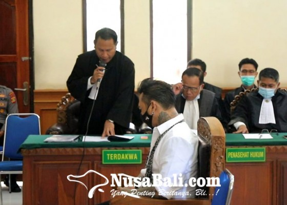 Nusabali.com - duplik-jerinx-bandingkan-tuntutan-terhadap-ahok-dan-ahmad-dhani