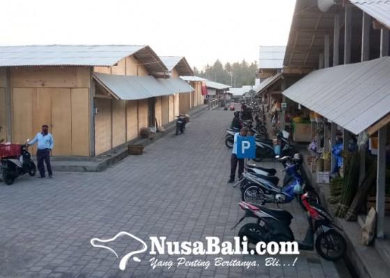 Nusabali.com - pasar-relokasi-sukawati-tetap-sepi
