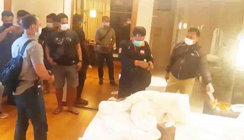 www.nusabali.com-liburan-notaris-tewas-di-kamar-hotel