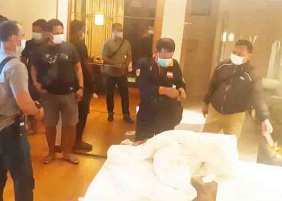 Nusabali.com - liburan-notaris-tewas-di-kamar-hotel
