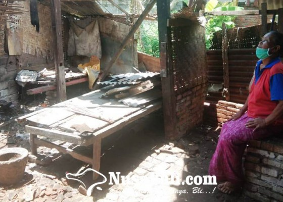 Nusabali.com - diguyur-hujan-lebat-rumah-janda-kurang-mampu-roboh
