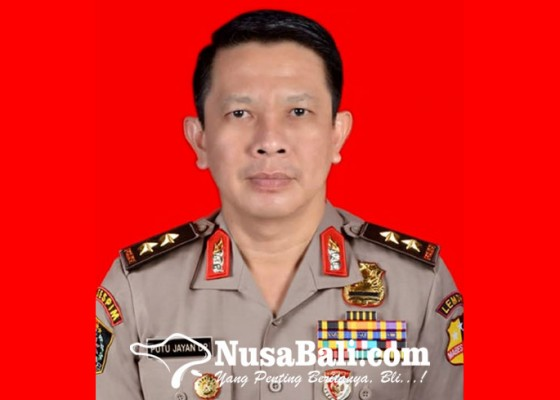 Nusabali.com - jumat-sertijab-kapolda-bali-di-mabes-polri