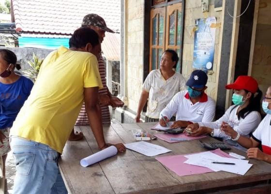 Nusabali.com - tpid-gelar-pasar-murah-di-nusa-penida