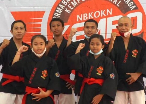 Nusabali.com - porkemi-patok-tambah-100-atlet-kempo-lagi