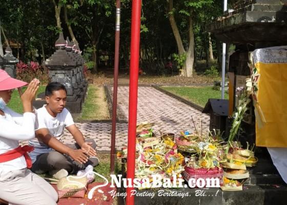 Nusabali.com - puputan-margarana-ratusan-keluarga-pejuang-gelar-tradisi-mamunjung