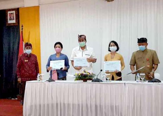 Nusabali.com - ombudsman-bertemu-inspektur-se-bali-pastikan-netralitas-asn-di-pilkada-2020