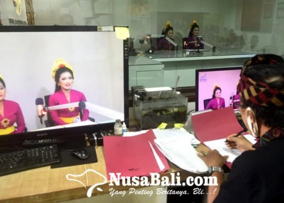Nusabali.com - lomba-utsawa-dharma-gita-tampilkan-enam-pasang-peserta-di-hari-pertama