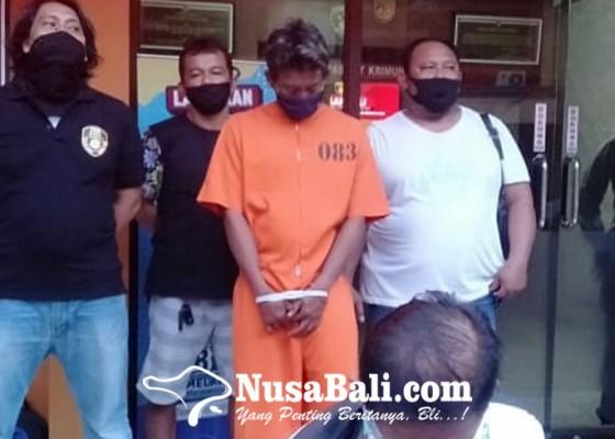 Nusabali.com - perampok-berpistol-di-spbu-benoa-berhasil-diringkus